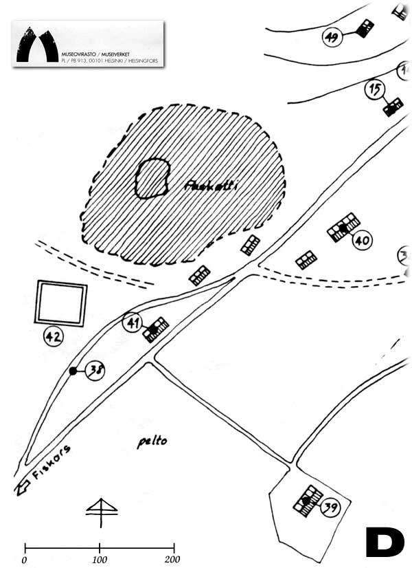 Antskogin Kartta Antskog